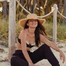 Jessica Gomes by Emily Abay Photoshoot for Monday Swimwear 2019
