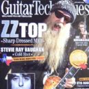 Jimmy Page - Guitar Techniques Magazine Cover [United Kingdom] (January 2008)