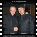 The one and only Larry King! Broadcasting legend and a superb human being. Rest In Peace... - 454 x 403