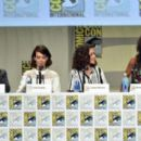 Nicole Beharie- July 26, 2014- Entertainment Weekly: Women Who Kiss Ass Panel and Press Line - 400 x 264