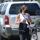Lea Michele – Out in Los Angeles