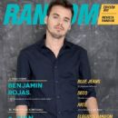 Benjamín Rojas - Random Magazine Cover [Argentina] (February 2016)