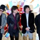 The Rolling Stones 'A Bigger Bang World Tour' Tokyo Press Conference - 20 March 2006 - 454 x 303