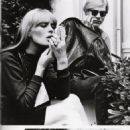 Nico and Andy Warhol