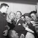 Marilyn Maxwell and Bob Hope - 454 x 307