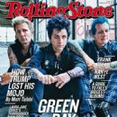 Green Day - Rolling Stone Magazine Cover [United States] (22 September 2016)