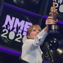 Taylor Swift – NME Awards 2020 in London - 454 x 681