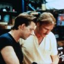 Mickey Rourke and William Hurt in BodyHeat (1981)