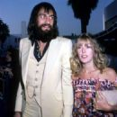 Mick Fleetwood and Jenny Boyd - 454 x 549