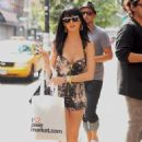 Katy Perry - Shopping In NYC, July 27 2009