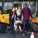 Jennifer Lawrence – Arriving at JFK Airport in New York City - 454 x 416