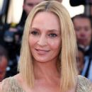 Uma Thurman – Closing Ceremony of the 70th annual Cannes Film Festival in Cannes