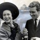 Princess Margaret and Roddy Llewellyn - 454 x 398