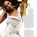 Beyonce Knowles Cosmopolitan UK April 2011