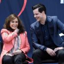 Loretta Lynn and Jack White Induction Into The Nashville Walk Of Fame on June 4, 2015 in Nashville, Tennessee. - 454 x 353