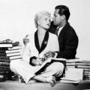 Judy Holliday and William Holden