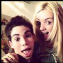 Cameron Boyce and Peyton List - 454 x 451