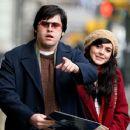 Jared Leto and Lindsay Lohan