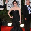 Vera Farmiga - 67 Annual Golden Globe Awards - Arrivals, Beverly Hills, 17 January 2010