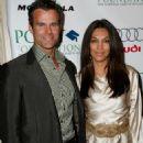 Cameron Mathison and Vanessa Arevalo