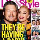 Gwen Stefani and Blake Shelton - Life & Style Magazine Cover [United States] (9 January 2017)