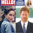 Prince Harry Windsor and Meghan Markle - 454 x 615