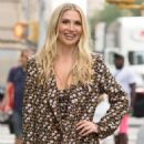 Willa Ford – Outside 'Build Series' in New York - 454 x 676