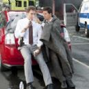 Will Ferrell, left, and Mark Wahlberg in Columbia Pictures' comedy 'The Other Guys.' Photo By: Macall Polay. © 2010 Columbia TriStar Marketing Group, Inc. All rights reserved.