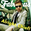 Ricky Wilson - Fabulous Magazine Cover [United Kingdom] (16 June 2019)