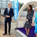 The Duke & Duchess of Cambridge Visit Manchester - 454 x 476