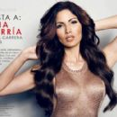 Cynthia Olavarría - Celespectaculos Magazine Pictorial [United States] (December 2017) - 454 x 415