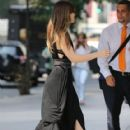 'Nailed' actress Jessica Biel spotted out running some errands in New York City, New York on August 29, 2013