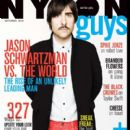 Jason Schwartzman - Nylon Guys Magazine [United States] (September 2010)