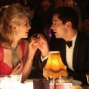 Left to Right: Rosamund Pike as Helen, Dominic Cooper as Danny. Photo taken by Kerry Brown, Courtesy of Sony Pictures Classics
