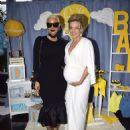 Amber Rose Attends Peta Murgatroyd and Maksim Chmerkovskiy's Baby Shower in New Jersey - December 18, 2016 - 454 x 542