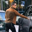 Cristiano Ronaldo splashes the cash on Valentine's Day as the Real Madrid star treats girlfriend Georgina Rodriguez during a shopping trip - 454 x 422