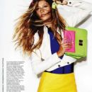 Gisele Bündchen - Vogue Magazine Pictorial [United Kingdom] (December 2011)
