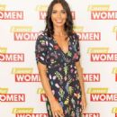 Christine Bleakley at 'Loose Women' TV show in London - 454 x 834