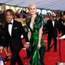 Keith Urban and Nicole Kidman : 23rd Annual Screen Actors Guild Awards - 402 x 600