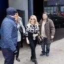 Kellie Pickler – Leaving 'Good Morning America' in NYC - 454 x 658