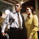 Jacqueline Bisset and Steve McQueen