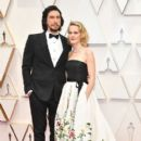 Adam Driver and Joanne Tucker At The 92nd Annual Academy Awards - Arrivals