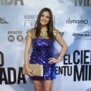 "Maite at the premiere of the movie ""El Cielo en tu mirada"" (February 28)"
