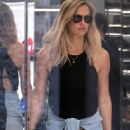 Bar Refaeli Out In Milan
