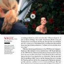 Anne Hathaway Vogue US December 2012