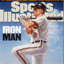 Cal Ripken - Sports Illustrated Magazine Cover [United States] (11 September 1995)