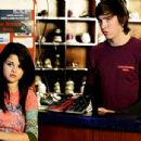 Selena Gomez and Robert Adamson