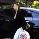 Bella Hadid – Returning from Target in Los Angeles