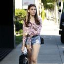 Madison Beer – Shopping at XIV Karats in Beverly Hills