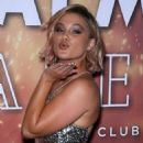 Olivia Holt – Celebrates New Year's at APEX Social Club in Las Vegas